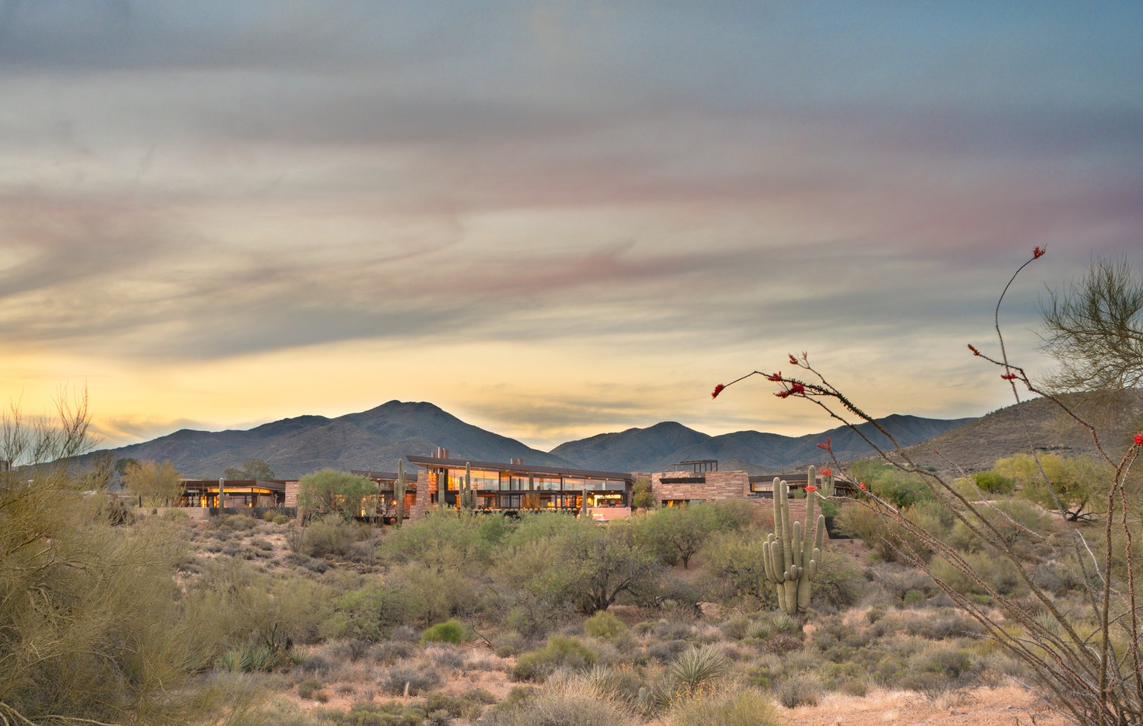 South Overall Tagged: Exterior and House.  Best Photos from Saguaro Ridge/Orem Residence