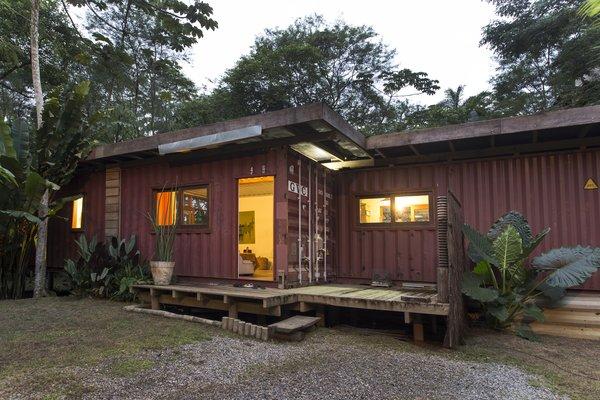 Photo  of Ubatuba House modern home