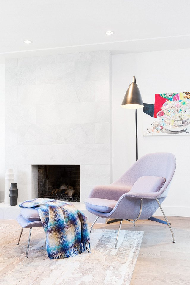 Make sure to leave enough room for walkways between furnishings to avoid feeling cramped.  Photo 10 of 11 in 10 Effective Tips For Making the Most Out of Small Space Interiors