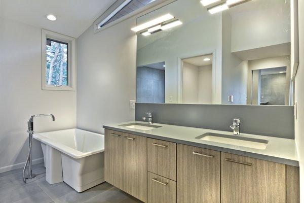 Photo 12 of Lakeside Cottage Rehab modern home