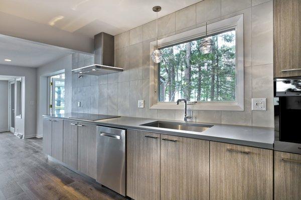 Photo 10 of Lakeside Cottage Rehab modern home