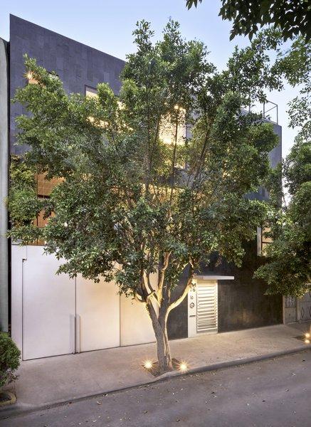 Modern home with outdoor. Street Facade Photo 2 of Casa CorManca