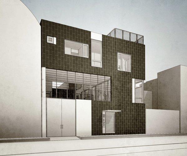 BIM Model Photo 15 of Casa CorManca modern home