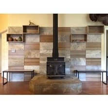 Rustic Hearth Photo  of Rustic Hearth modern home