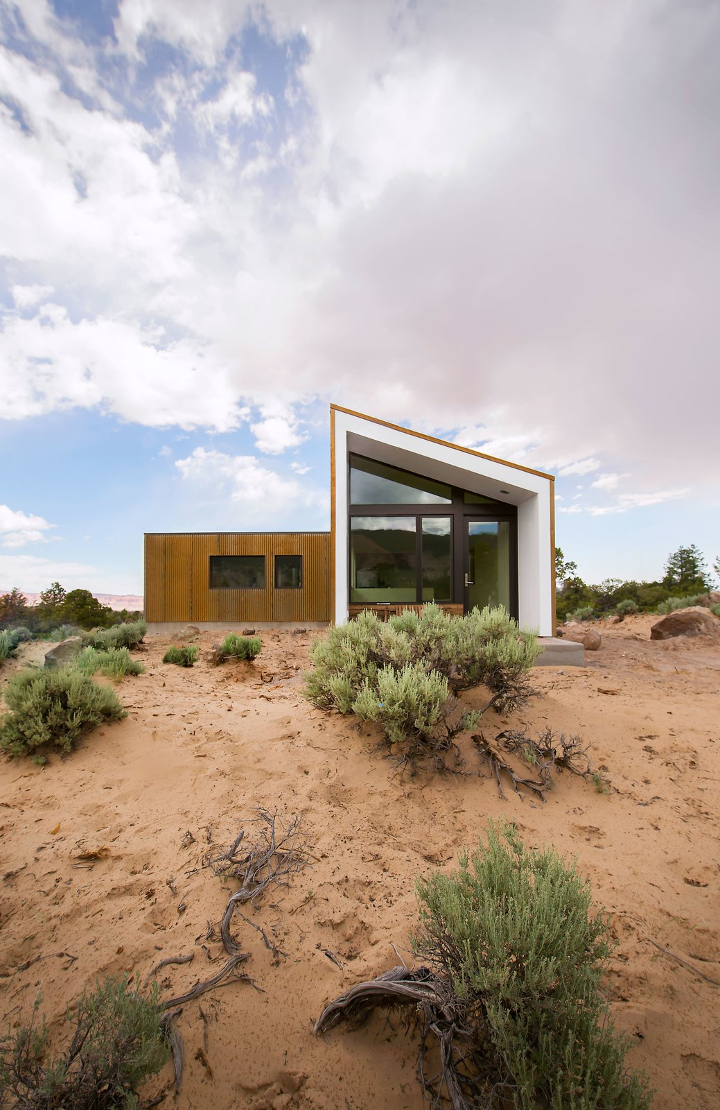 Guest House  Capitol Reef by Imbue Design