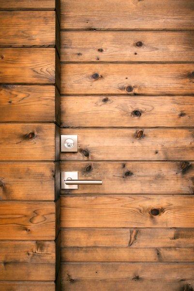 Garage - Man Door Photo 9 of Capitol Reef modern home