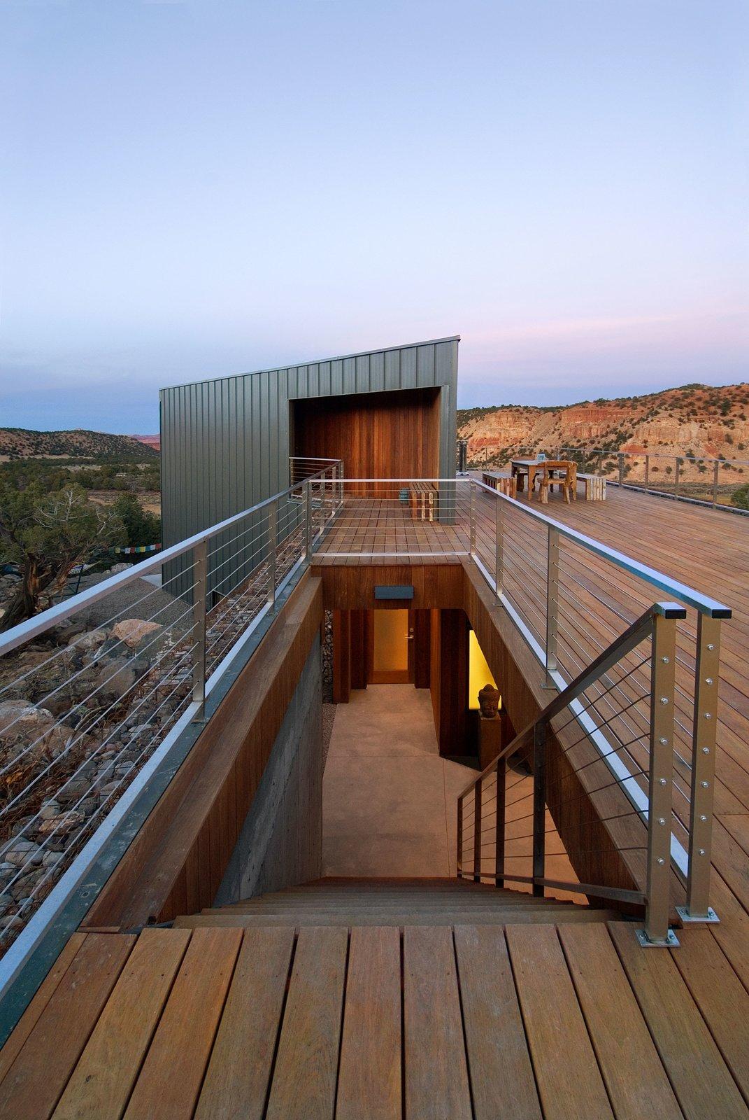 Buddhist Retreat by Imbue Design