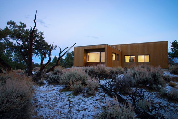 Guest House Photo  of Capitol Reef modern home