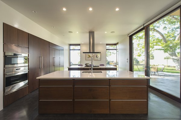 Kitchen Photo  of Rock Canyon Residence modern home