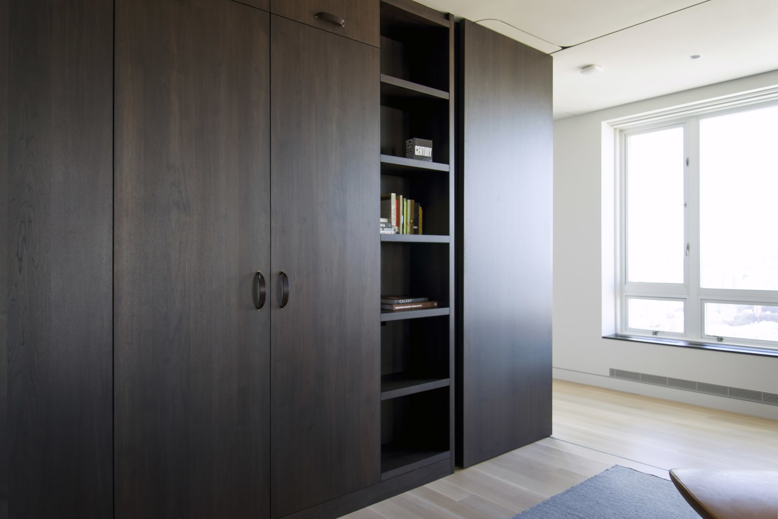Office - Storage Nob Hill Residence by Imbue Design