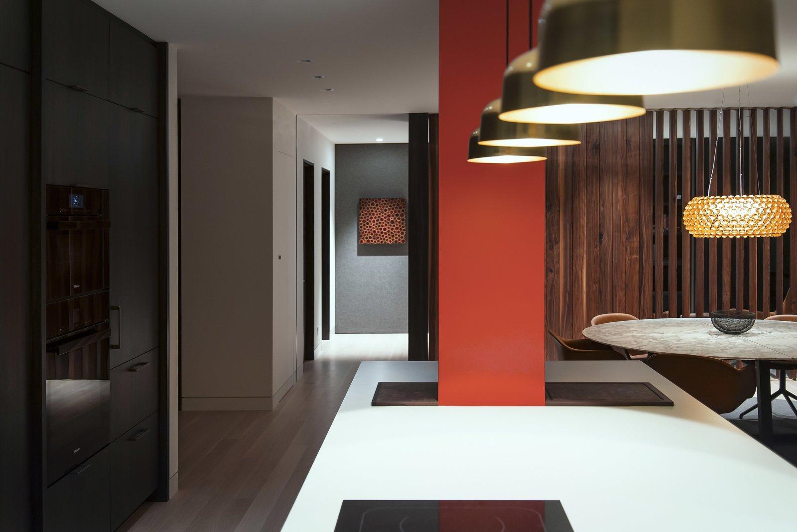Kitchen -  Looking Toward the Office