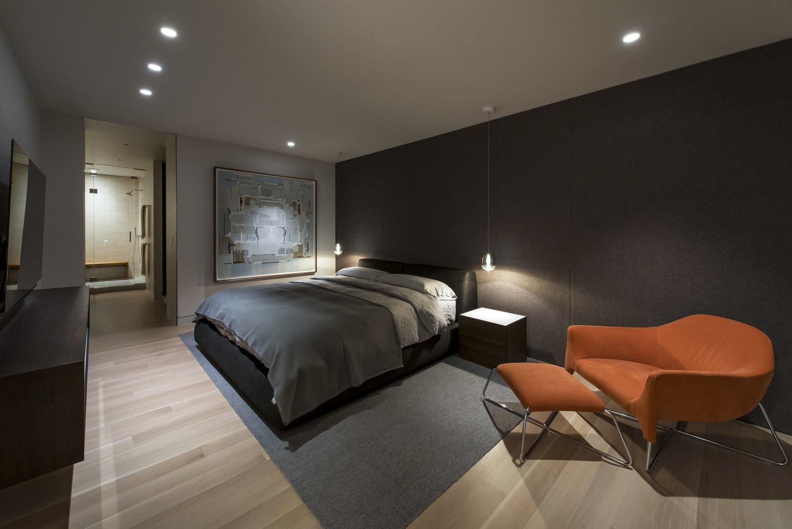Master Bedroom - Night