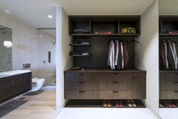 Master Closet Photo 18 of Nob Hill Residence modern home