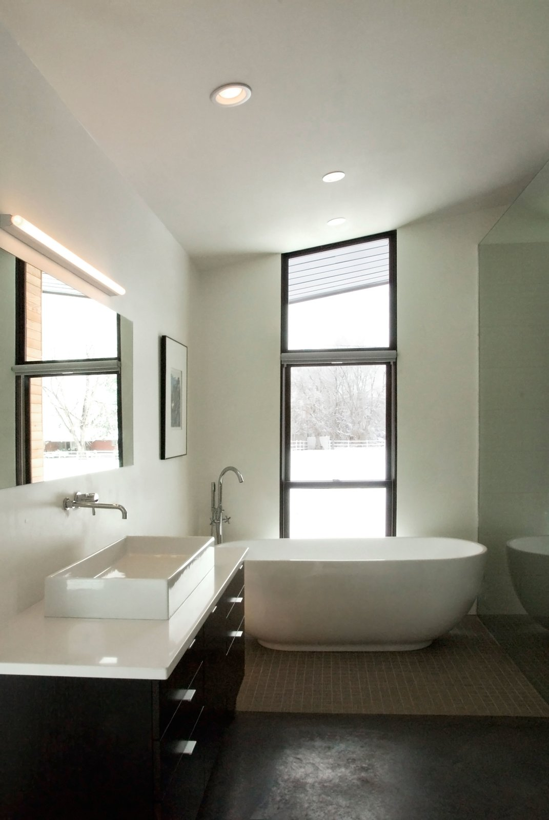 Master Bathroom  Pasture Project by Imbue Design