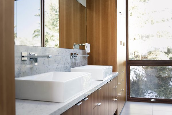 Master Bathroom Vanity Photo 16 of Lucky John Home modern home