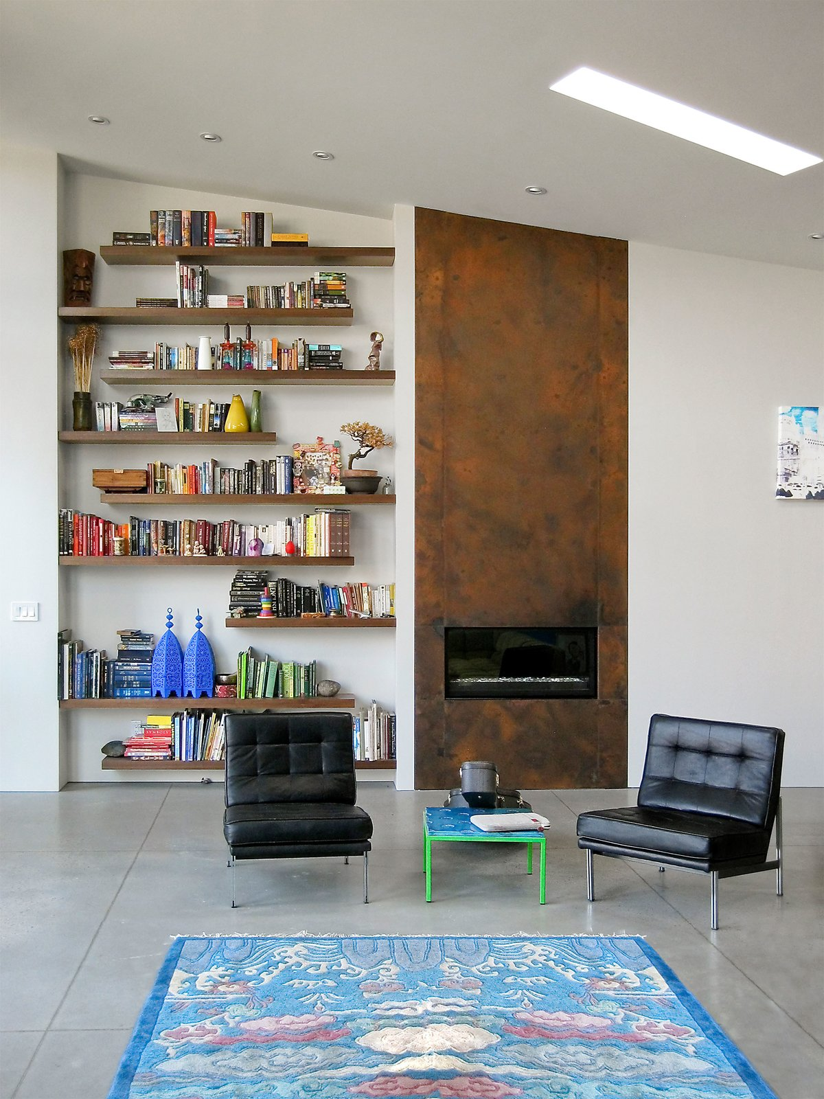 Living Room  Thorn Residence by Imbue Design