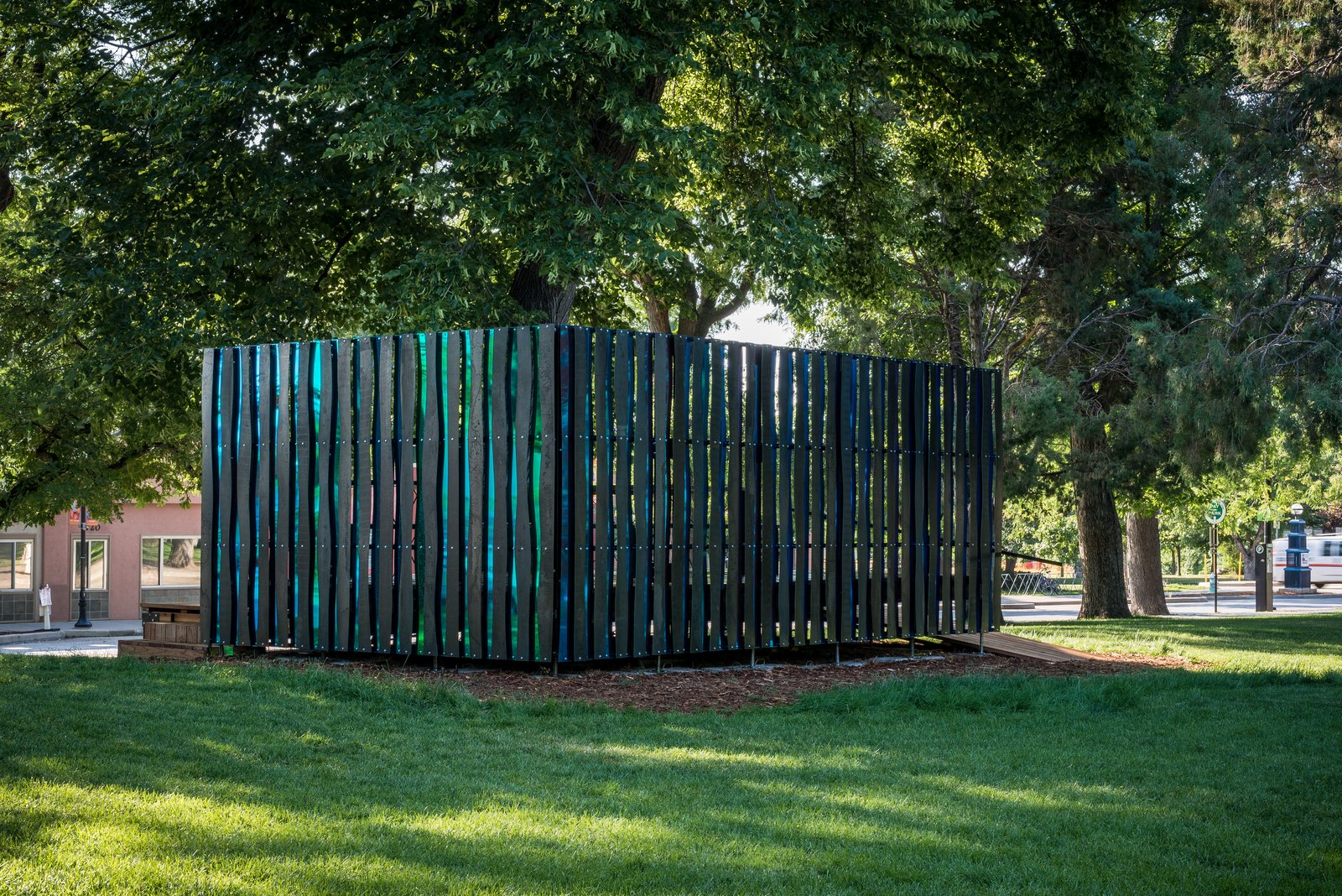 Tree x Office by Daniel Kelso