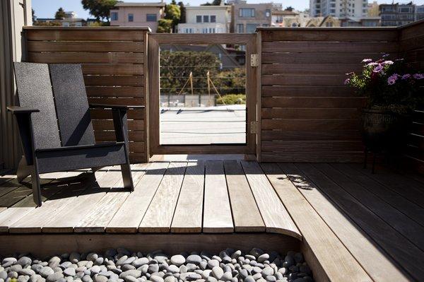 Zen Garden  Photo 5 of Russian Hill Roof Deck modern home
