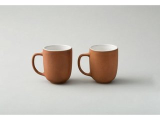 Clay Mugs (set of 2)