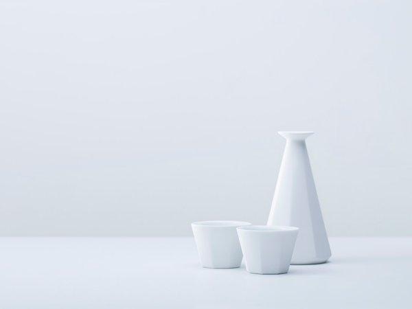 Tokkuri & Ochoko Sake Set