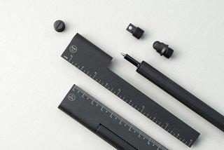 HMM Rule/One Ruler Pen