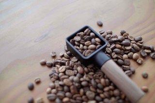 Cast Iron Coffee Scoop