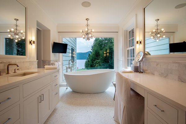 Master Bathroom Photo 7 of Homeland Estate modern home