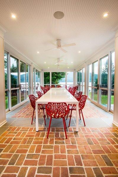 Solarium Photo 12 of Homeland Estate modern home