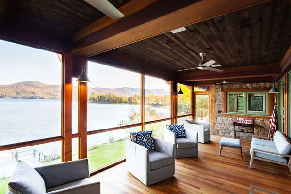 Photo 7 of East Meets West in the Adirondacks modern home