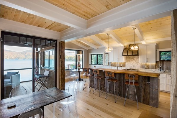 Photo 11 of East Meets West in the Adirondacks modern home