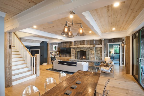 Photo 20 of East Meets West in the Adirondacks modern home