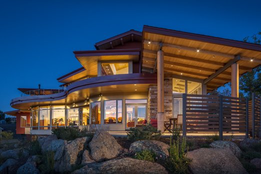 Photo 12 of Scotch Pine Residence modern home