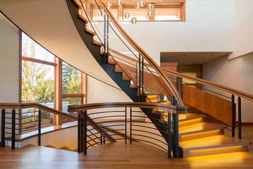 Scotch Pine Residence by Gettliffe Architecture