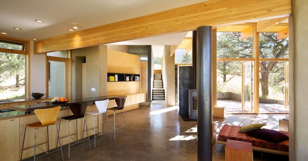 Photo 9 of Strawbale Getaway modern home