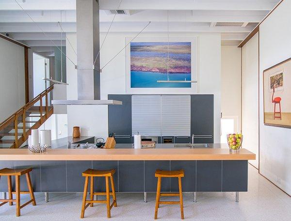 2016 Harkavy House Kitchen