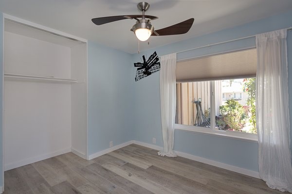 Modern home with kids room, bedroom, teen age, and girl gender. Bedroom 1 Photo 18 of Briarwood Place