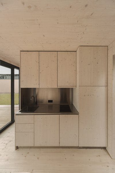 Photo 12 of Futteralhaus fh/25 prototype modern home