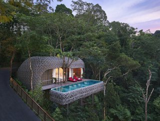 Escape to the Jungle in One of These Modern Forested Retreats - Photo 5 of 10 - Opened in 2015, Keemala—which is located in Kamala Village in Phuket, Thailand—offers four types of private accommodation options including Clay Cottages, Tent Villas, Tree Houses, and Bird's Nest Villas. All villas come with pools and views of the jungle canopy.