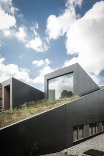 A Compact Home That Literally Pops Up From the Grass - Photo 1 of 11 -