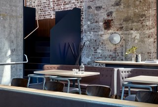 An Old Power Station in Melbourne is Transformed Into A Modern Tiered Restaurant - Photo 4 of 9 -