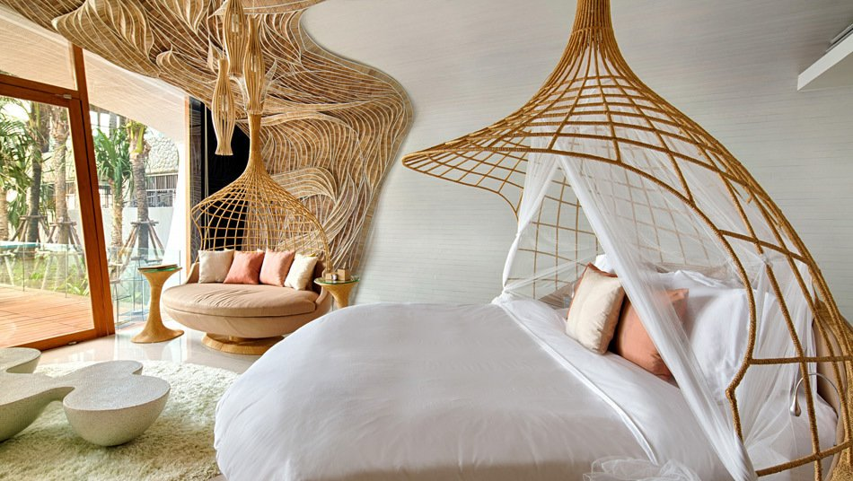 Photo 4 of 11 in Escape to a Thai Beach House That Showcases the Work of Multiple Contemporary Designers