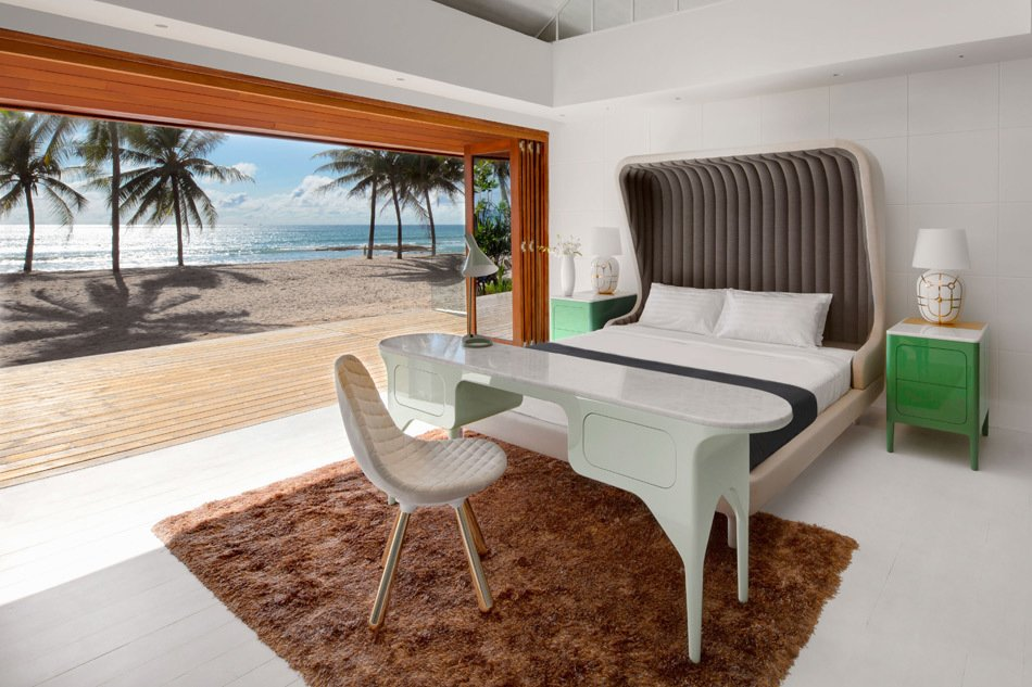 Photo 6 of 11 in Escape to a Thai Beach House That Showcases the Work of Multiple Contemporary Designers