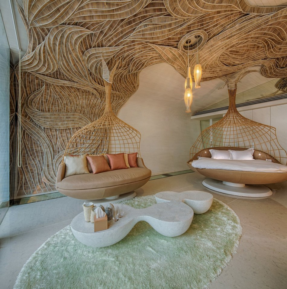 Photo 8 of 11 in Escape to a Thai Beach House That Showcases the Work of Multiple Contemporary Designers