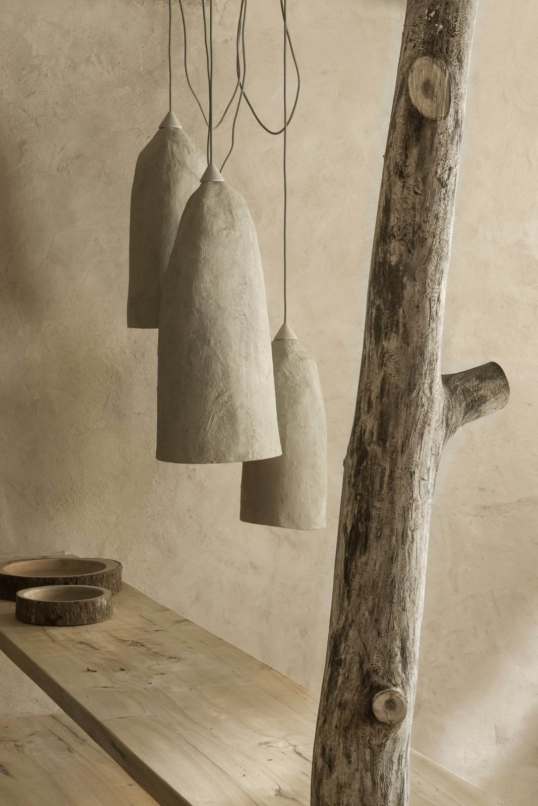 Photo 5 of 9 in A Tree-Filled Spa That Brings Warm Modernism to a 900-Year-Old Tuscan Village