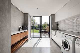 Modern Laundry Rooms 7 modern laundry rooms - dwell