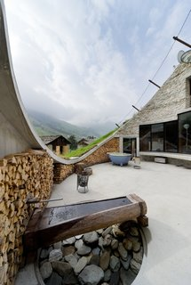 Stay in a Swiss Vacation Home That's Literally Inside a Mountain - Photo 6 of 12 -