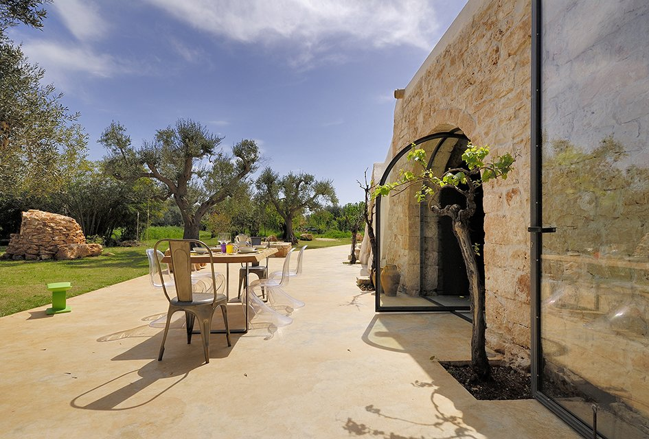 Photo 3 of 11 in Ever Wanted to Stay in an Ancient Trullo in Puglia, Italy?