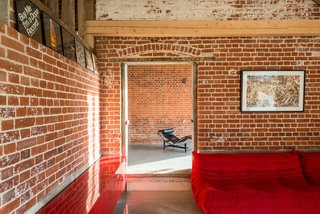 A Suffolk Barn Home With Soaring Ceilings Listed at $1.95M - Photo 8 of 9 -