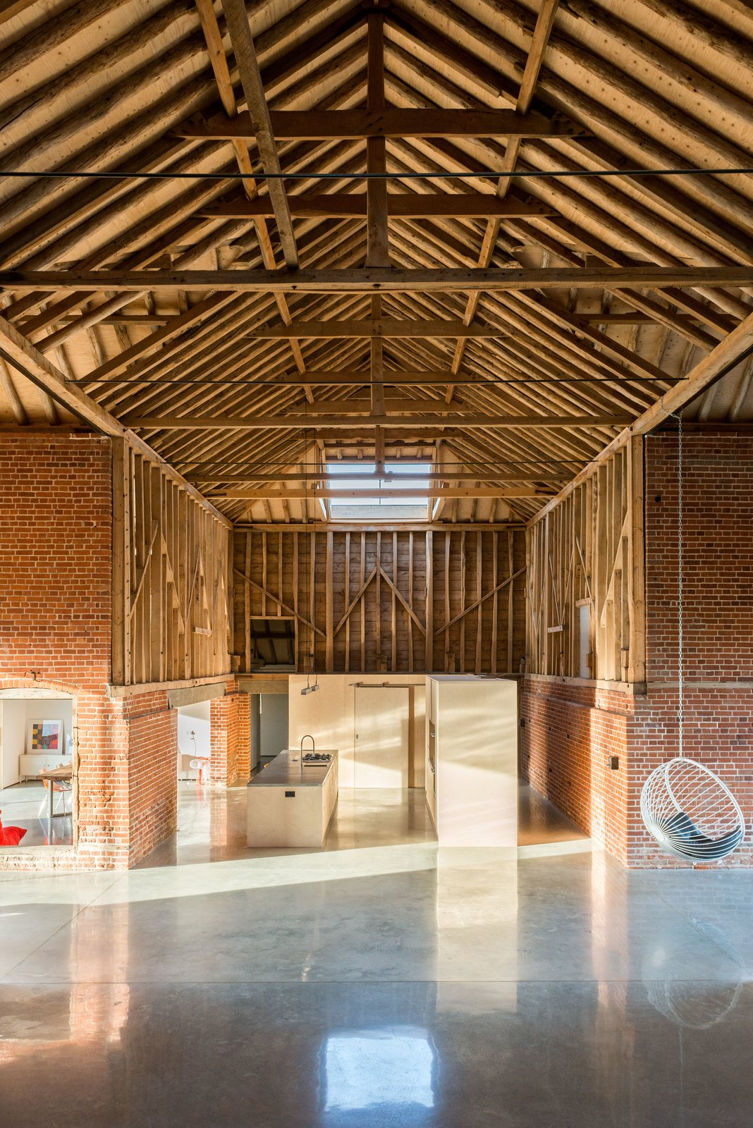 A Suffolk Barn Home With Soaring Ceilings Listed at $1.95M - Photo 10 of 10