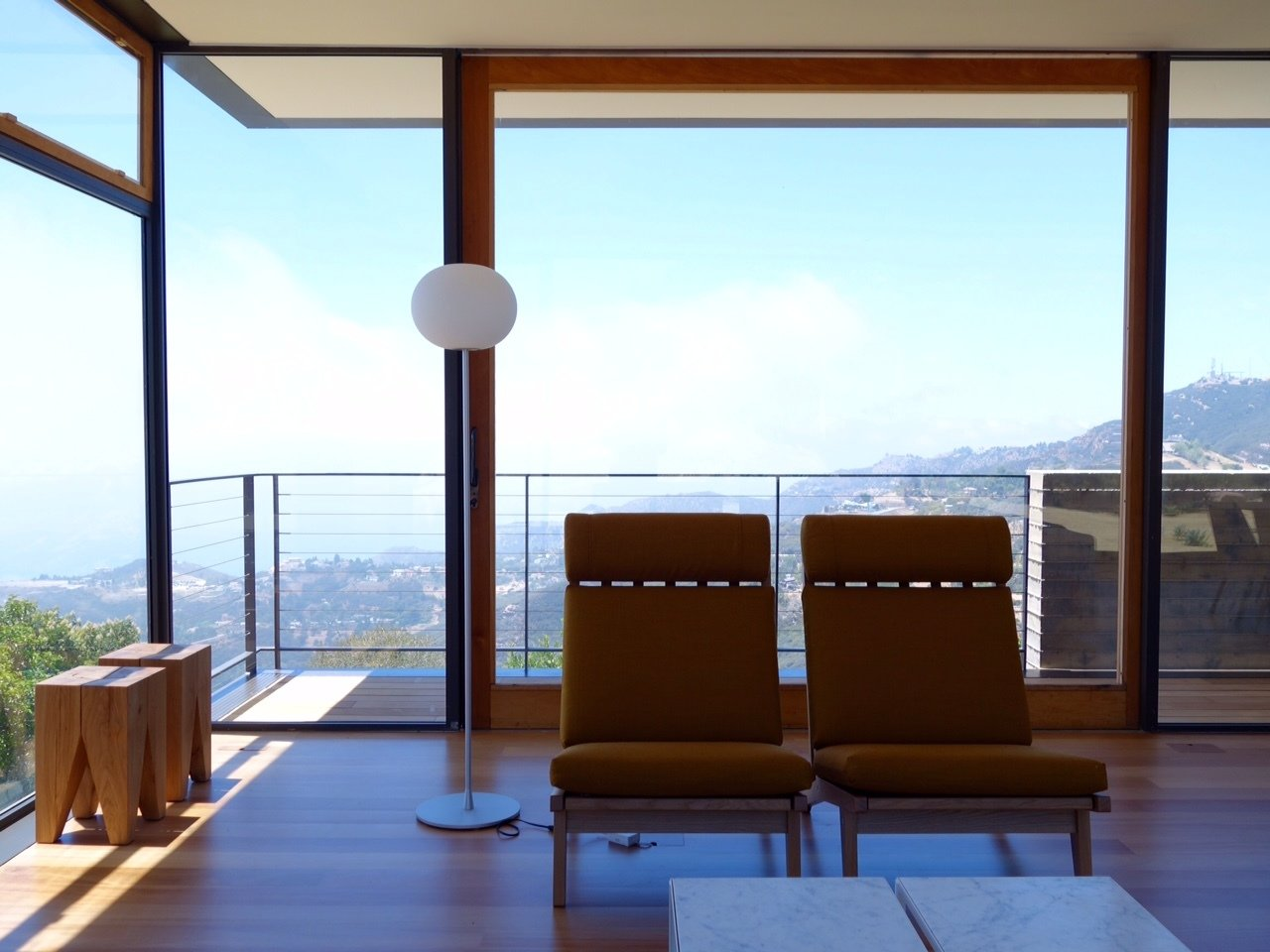 Photo 7 of 13 in Take Your Next Vacation in a Midcentury Home in the Santa Monica Mountains